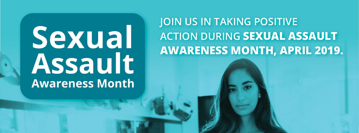 sexual assault awareness month